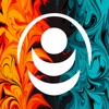 Edru Liquid Art Appar gratis för iPhone / iPad
