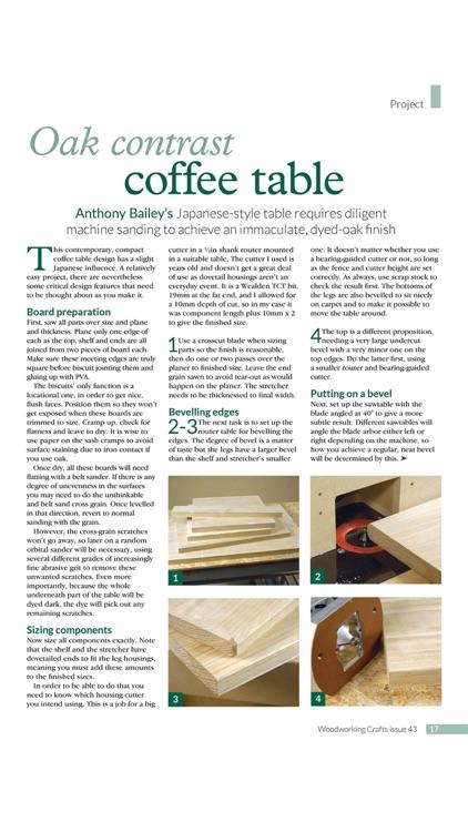 Woodworking Crafts Magazine screenshot-3