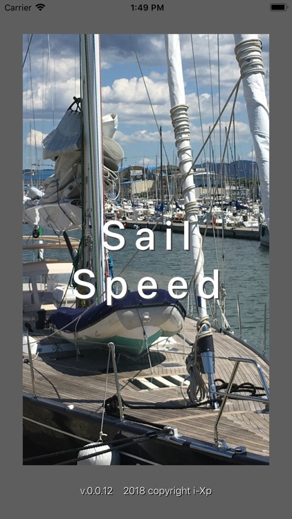 SailSpeed