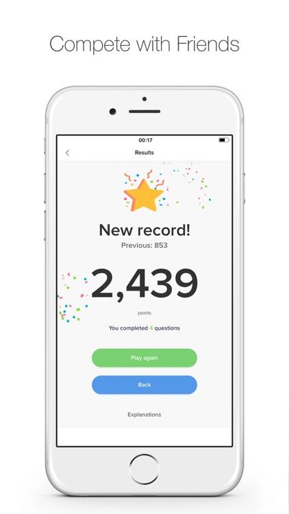 ELSA - An SAT® Test Prep App screenshot-4