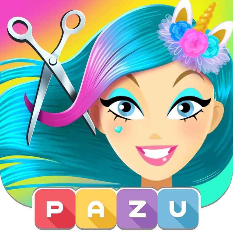 Girls Hair Salon Unicorn Hack Tool