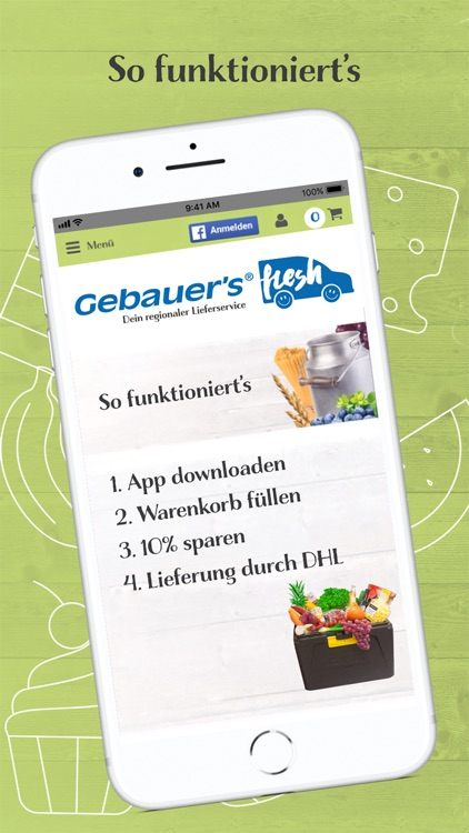 Gebauer's Fresh screenshot-3