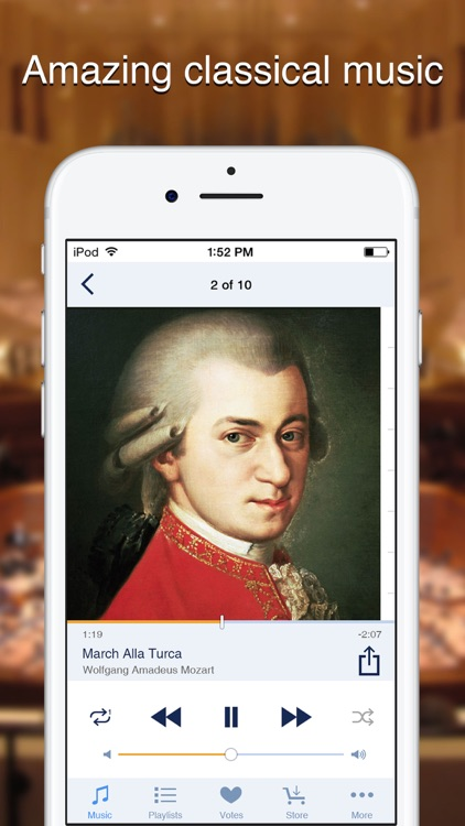Sonata - Classical Music Radio screenshot-0