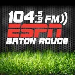 104.5 FM ESPN Baton Rouge-WNXX