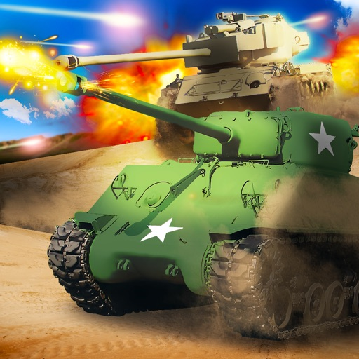 Tanks Battle Simulator Full icon