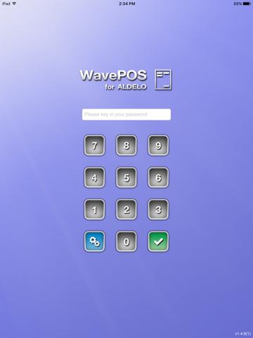 WavePOS for Aldelo - náhled