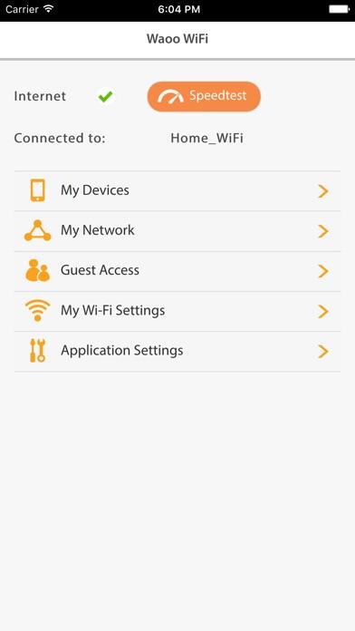 Screenshot for Waoo WiFi in Denmark App Store