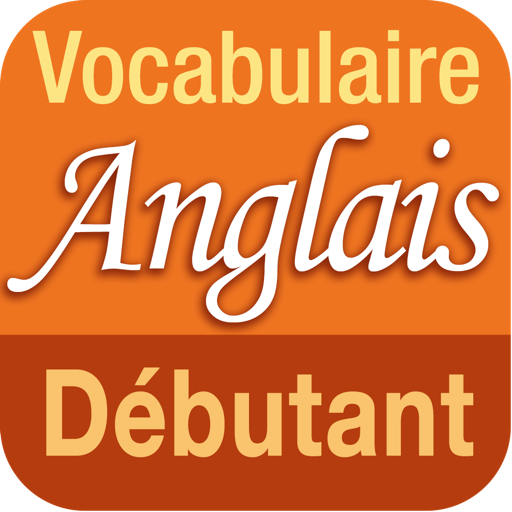 Vocabulaire anglais débutant