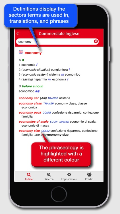 Business Dictionary EN-IT