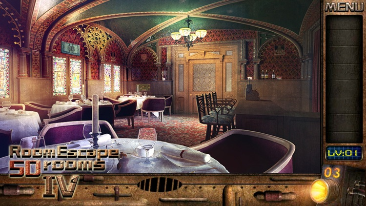Room Escape: 50 rooms IV screenshot-4