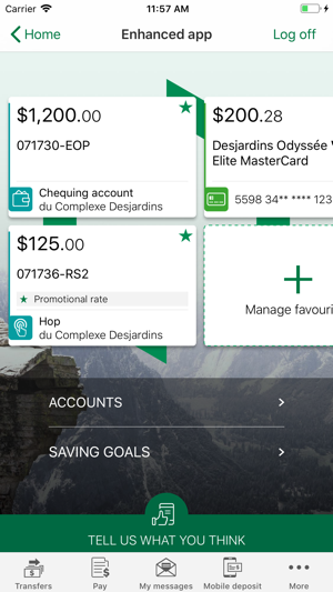 how to pay desjardins accord d