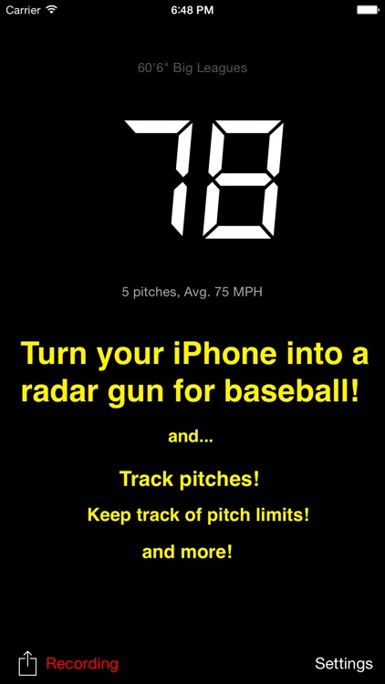 Pitch Radar screenshot-0