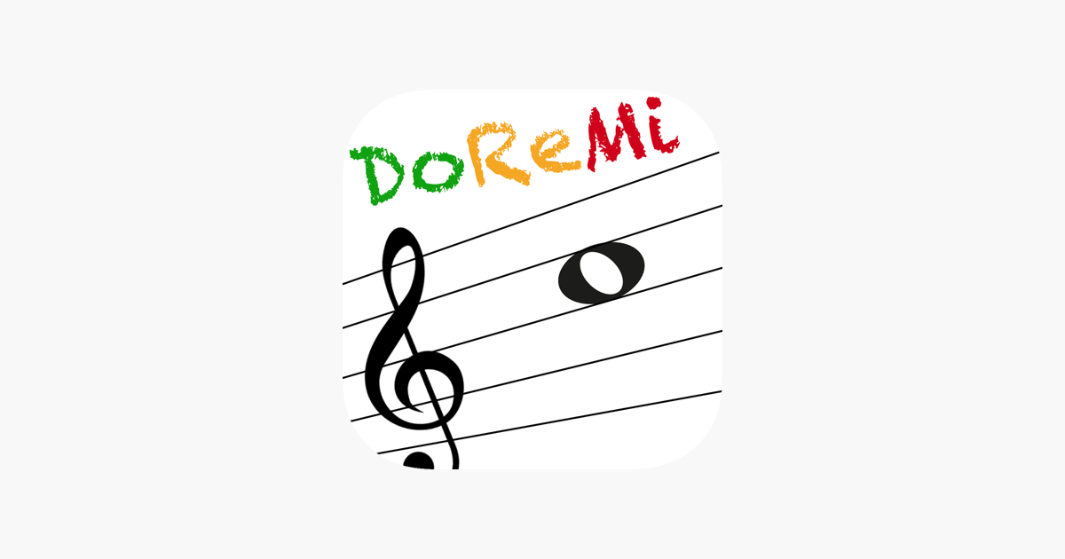 DoReMi Trainer - FindDoReMi on the App Store