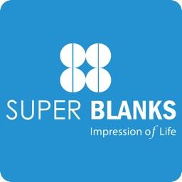 Superblanks