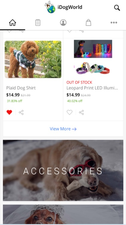 iDogWorld - Top Dog Products