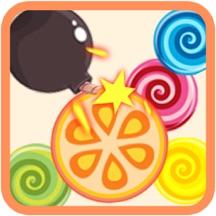游戏 - 单机游戏 :黏黏水果消除