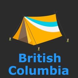 British Columbia Camps & RV's