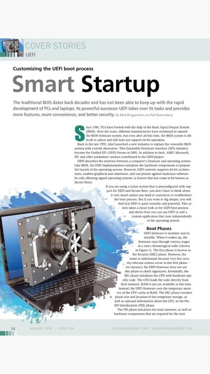 Linux Pro Magazine screenshot-3