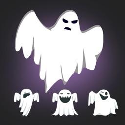 Ghost halloween emoji