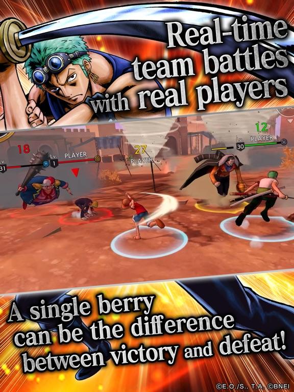 ONE PIECE Bounty Rush screenshot 6