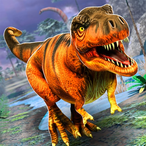 Dino Swamp: Jurassic Kingdom iOS App