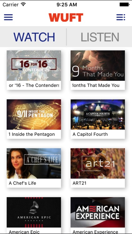 WUFT Public Media App screenshot-3