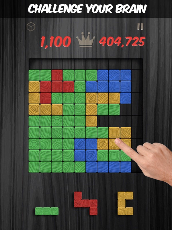 Woodblox Wood Block Puzzle Tips For Android Ios Game Tipsjoycom