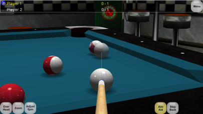Virtual Pool Lite screenshot two