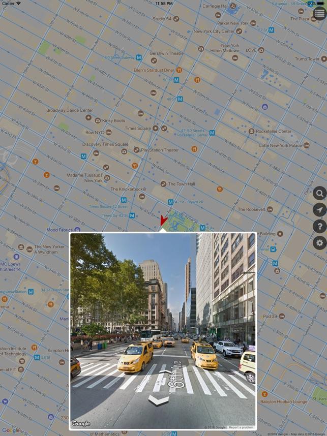 GSVExplorer for Google Maps™ on the App Store