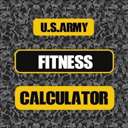 Army Fitness Workout Exercises & APFT Calculator