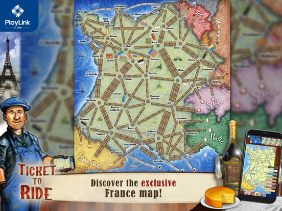 Ticket to Ride for PlayLink screenshot 10
