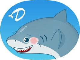 DiscoverOcean Stickers