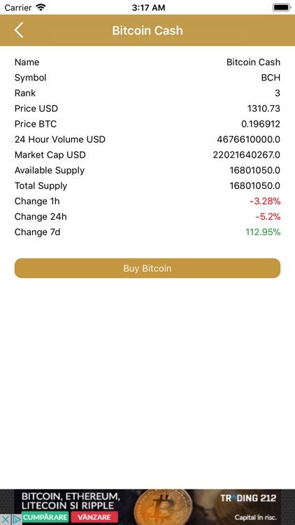 Crypto Coins Monitor & Advisor screenshot-3