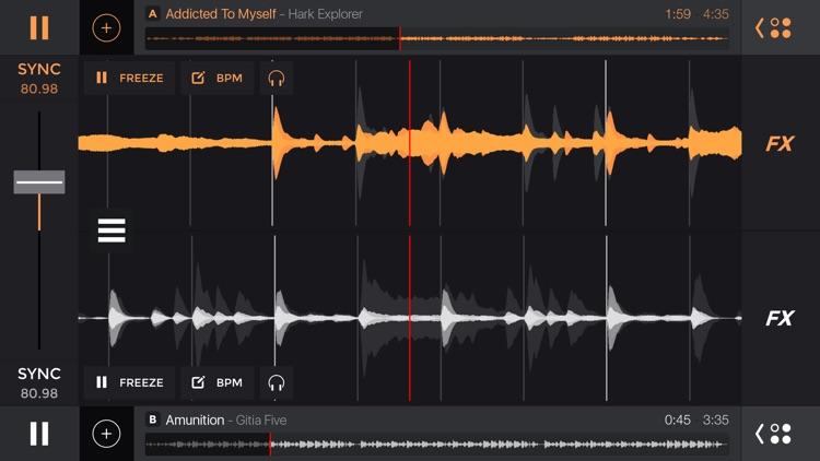 edjing Pro - music remix maker screenshot-4