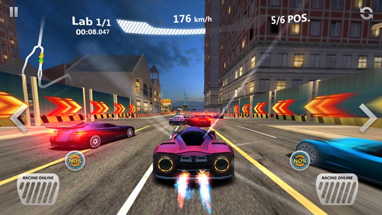 Sports Car 3D screenshot-3