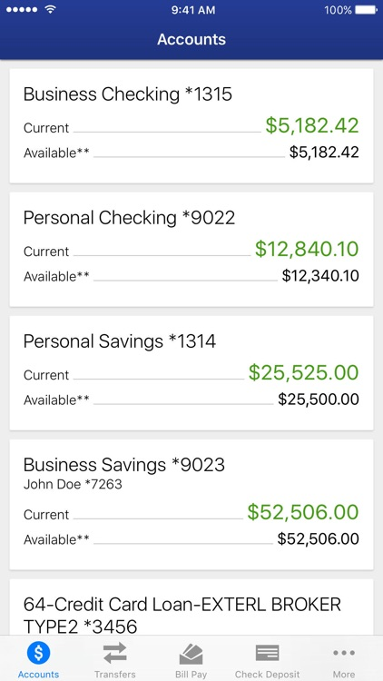 EECU Mobile Banking screenshot-4