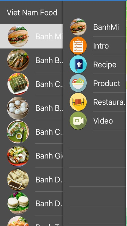 VietnamFood: Banh Recipe