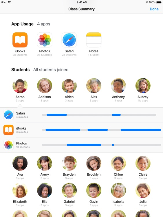 Classroom screenshot-8
