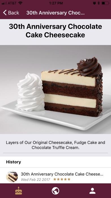 Screenshot for Cheesecake Checklist in Lebanon App Store