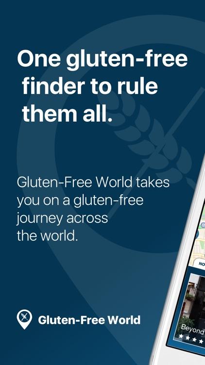 Gluten-Free World | Find spots