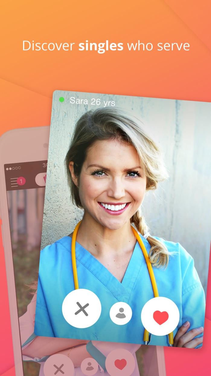 Uniform - Dating App Screenshot
