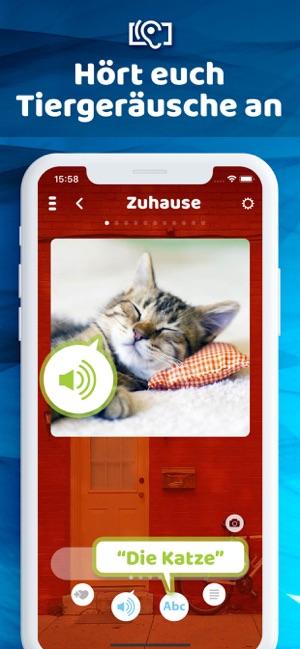Tierstimmen - Geräusche, Fotos im App Store