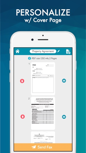 Easy Fax App - FAX from iPhone on the App Store