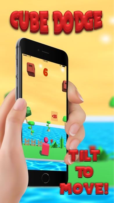 cube dodge: Bonus Cube screenshot two