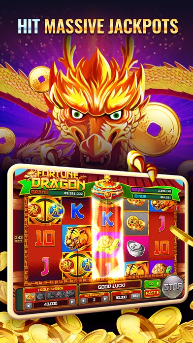 Gold Party Casino 2.8 IOS