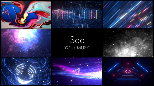 STAELLA - Music Visualizer on the App Store
