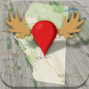 iHunter Alberta app