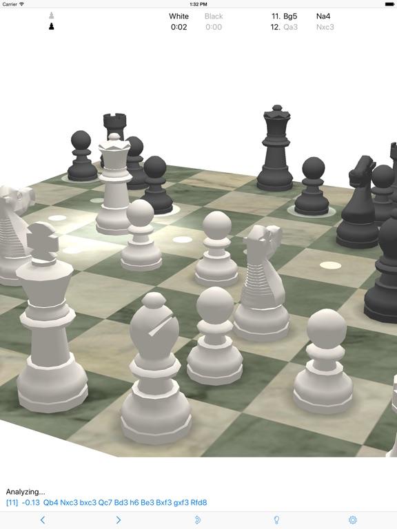 Chess - tChess Pro для iPad