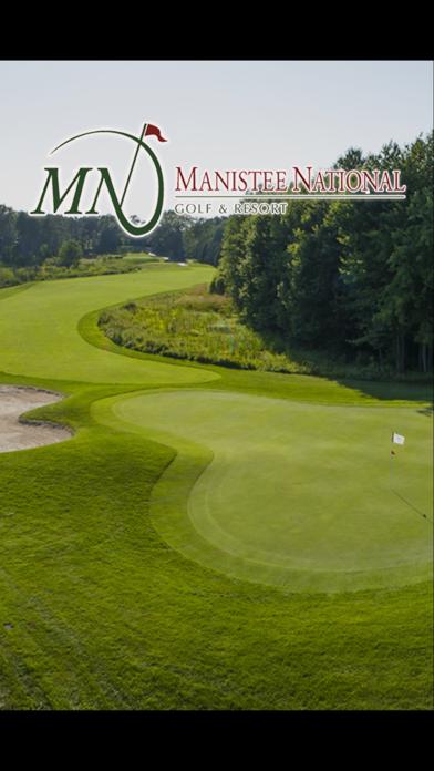 Manistee National Golf screenshot 1
