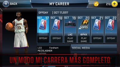 download NBA 2K18 apps 2